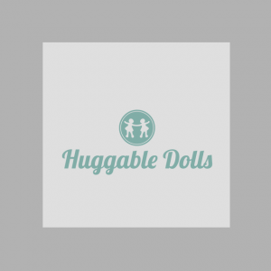 Projekt logo Huggable Dolls